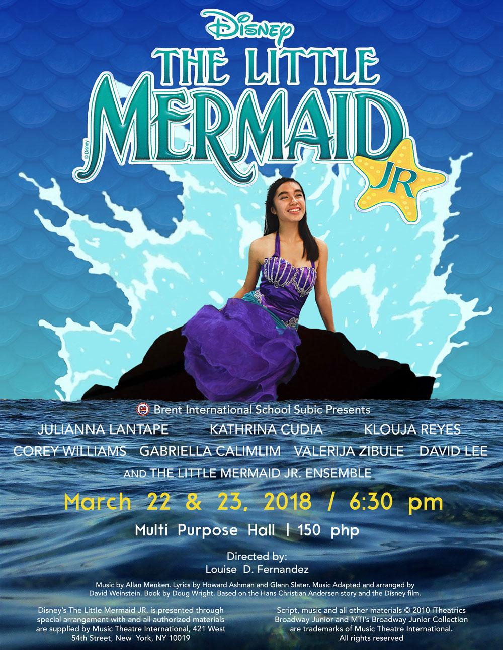 Greek subtitles for The Little Mermaid   1080p-720p ...